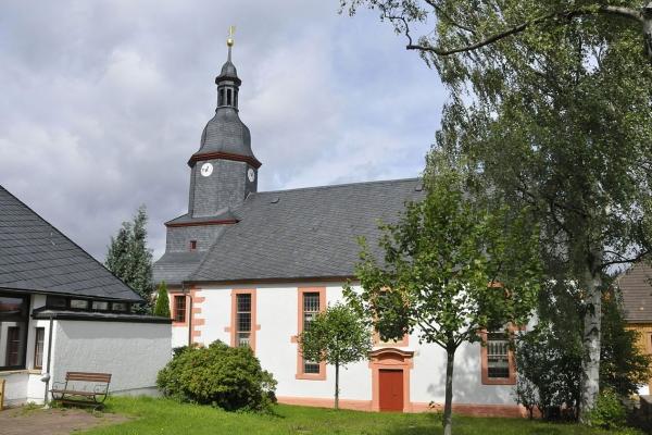 Kirchengebäude & Gemeindehaus